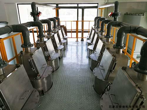 高铁闸片自动配料系统